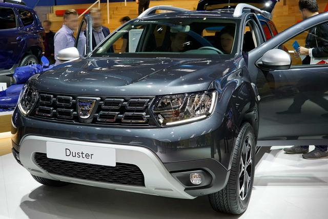 Dacia Duster - Access 1.6 SCe 115PS 5G