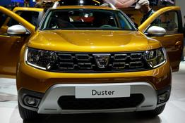 Duster - Access 1.0 TCe 100PS/74kW 5G 2019