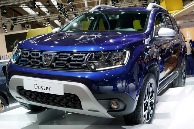 Dacia Duster - Prestige 1.5 Blue dCi 115PS 6G 2019