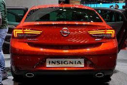 Opel Insignia Limousine, Das Bild ist ein beliebiges Beispiel der frei konfigurierbaren Modellreihe