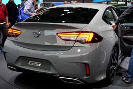 Opel Insignia Grand Sport      2.0 Turbo 147kW GS Line Plus Auto