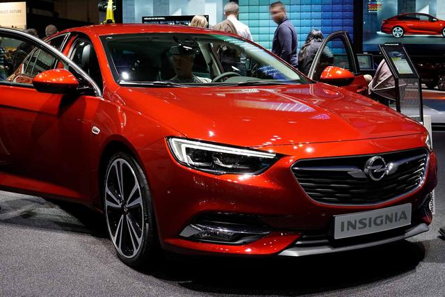 Opel Insignia Grand Sport - 1.5 Turbo 121kW Edition Auto GS