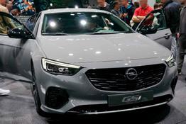 Opel Insignia Grand Sport      2.0 Diesel 128kW GS Line Auto 4x4