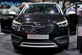 Opel Crossland X      1.5 Diesel 88kW Ultimate S/S Automatik