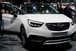 Opel Crossland      1.2 GS Line