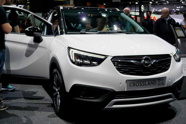 Opel Crossland X 1.5 Diesel 81kW Elegance
