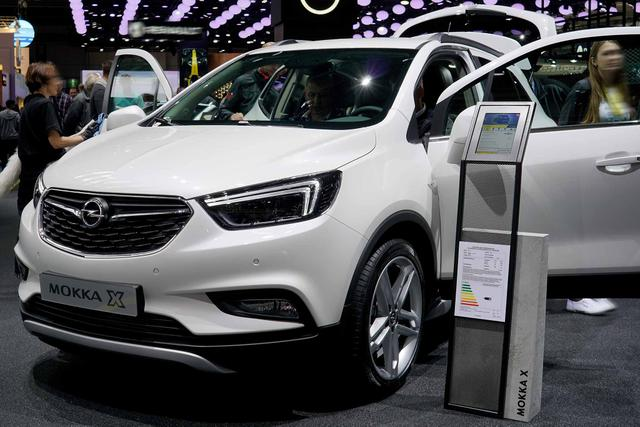 Opel Mokka X - Enjoy 1.4 Turbo LPG /Benzin 103 kW