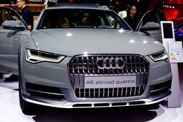 Audi A6 allroad quattro, Das Bild ist ein beliebiges Beispiel der frei konfigurierbaren Modellreihe