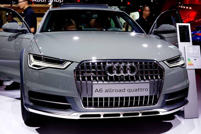 Audi A6 allroad quattro - 40 TDI S tronic