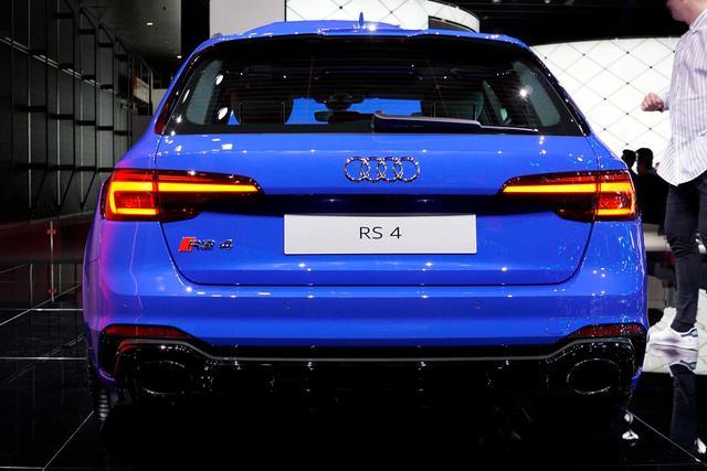 Audi RS 4 Avant - 2.9 TFSI tiptronic quattro