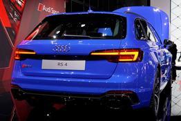 Audi RS 4, Beispielbilder, ggf. teilweise mit Sonderausstattung