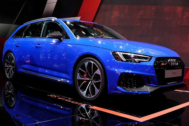 Audi RS4 Avant 2.9 TFSI tiptronic quattro
