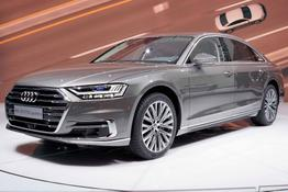 Audi A8, Das Bild ist ein beliebiges Beispiel der frei konfigurierbaren Modellreihe