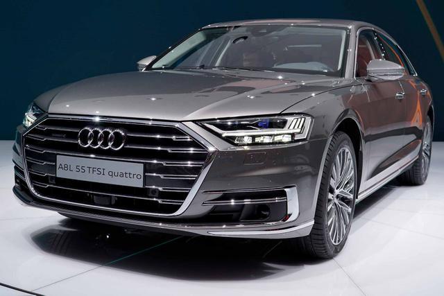 Audi A8 L 55 TFSI quattro tiptronic