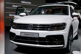 Tiguan - R-Line Black Style 2,0TSI OPF 4Motion 140kW/190PS DSG 7-Gang, Euro 6d-Temp, 5 Jahre Herstellergarantie, Modell 2020