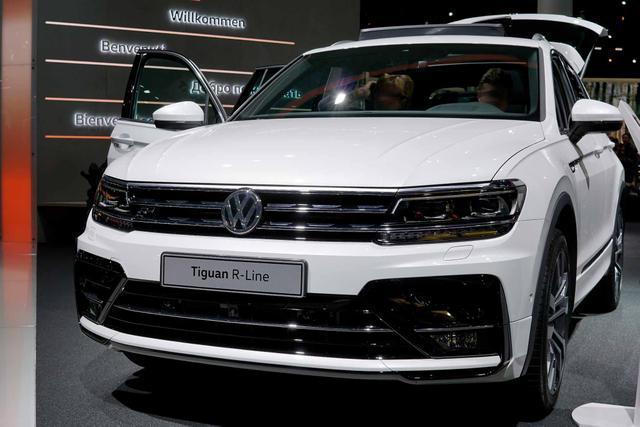 Volkswagen Tiguan - R-Line Black Style 2,0TDI SCR 4Motion 140kW/190PS DSG 7-Gang, Euro 6d-Temp, 5 Jahre Herstellergarantie, Modell 2020 - Bestellfahrzeug frei konfigurierbar