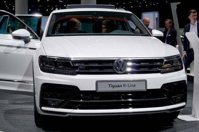 Volkswagen Tiguan - R-Line Black Style 1,5TSI ACT OPF 110kW/150PS DSG 7-Gang, Euro 6d-Temp, 5 Jahre Herstellergarantie, Modell 2020 Bestellfahrzeug frei konfigurierbar