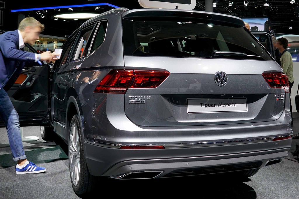 Volkswagen Tiguan Allspace Highline 20 Tdi Scr 4motion 240ps Dsg7