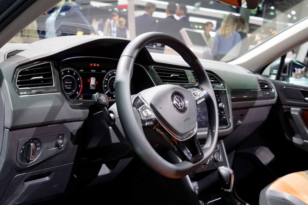 Volkswagen Tiguan Allspace Trendline 2 0 Tdi Scr 150ps 6g 2019 Eu
