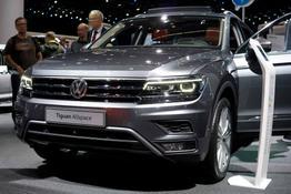 Volkswagen Tiguan Allspace      1.5 TSI ACT OPF DSG Highline