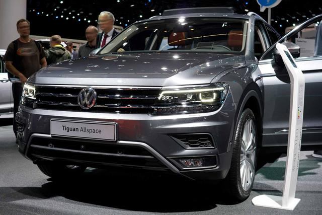 Volkswagen Tiguan Allspace - Trendline 1.5 TSI EVO ACT 150PS 6G 2019