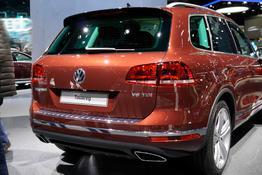 Volkswagen Touareg, Das Bild ist ein beliebiges Beispiel der frei konfigurierbaren Modellreihe