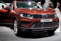 Volkswagen Touareg, Beispielbilder, ggf. teilweise mit Sonderausstattung