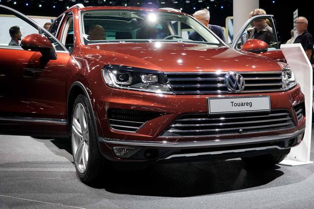 Bestellfahrzeug, konfigurierbar Volkswagen Touareg - 3.0 V6 TDI SCR 170kW 4Motion Tiptronic