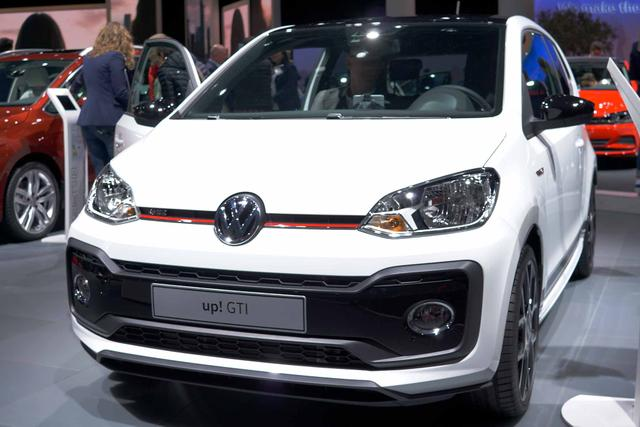 Volkswagen up! - Up! GTI 1.0 TSI 115PS 6G 2019