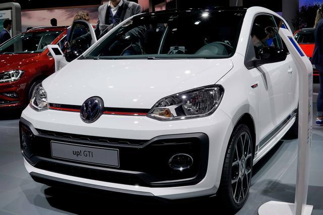 Volkswagen up! - 1.0 TSI OPF 85kW GTI