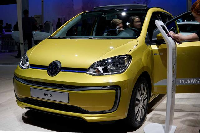 Volkswagen up! - 1.0 TSI OPF 66kW high
