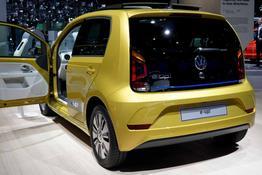 Volkswagen up!, Beispielbilder, ggf. teilweise mit Sonderausstattung