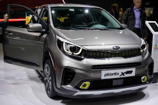 Kia Picanto - X-Line -Navi, Advanced-Driving-Assist-