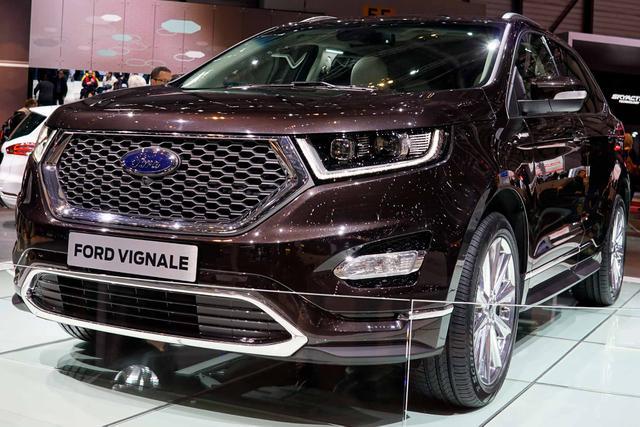 Ford Edge - Titanium - Bestellfahrzeug, konfigurierbar