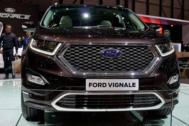 Ford Edge - 2,0 l EcoBlue Bi-Turbo 4x4 VIGNALE Autom