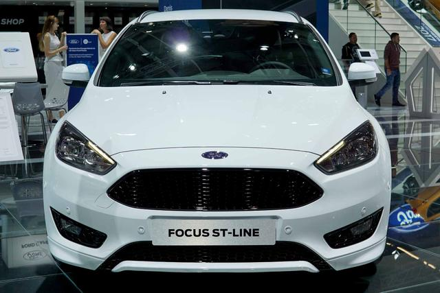 Ford Focus Turnier - 1,0 EcoBoost 92kW ST-Line