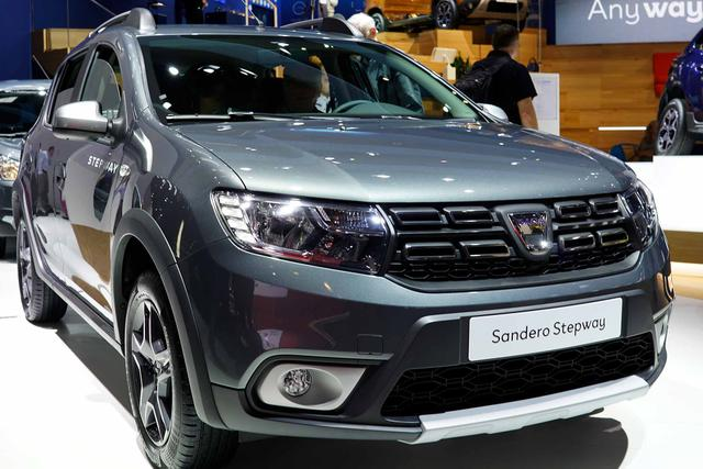 Dacia Sandero - SCe 75 Stepway Essential