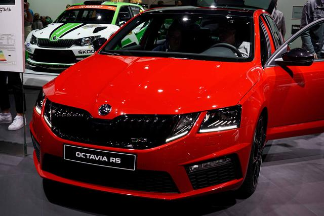 Skoda Octavia - RS245 2.0 TSI 245PS DSG7 2020