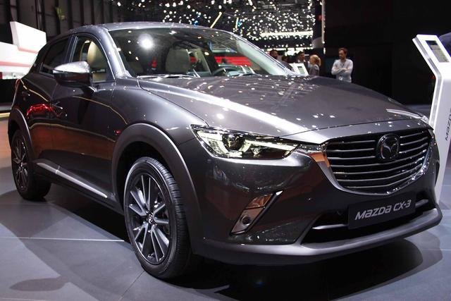 Mazda CX-3 - 2.0 SKYACTIV-G 121 Kangei FWD