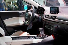 Mazda Mazda3, Das Bild ist ein beliebiges Beispiel der frei konfigurierbaren Modellreihe
