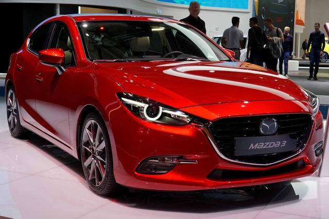 Mazda Mazda3 5-Türer - 1.5 SKYACTIV-G 100 Prime-Line