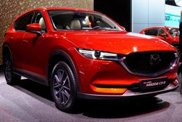 Mazda CX-5      2.0 SKYACTIV-G 165 Exclusive-Line AWD