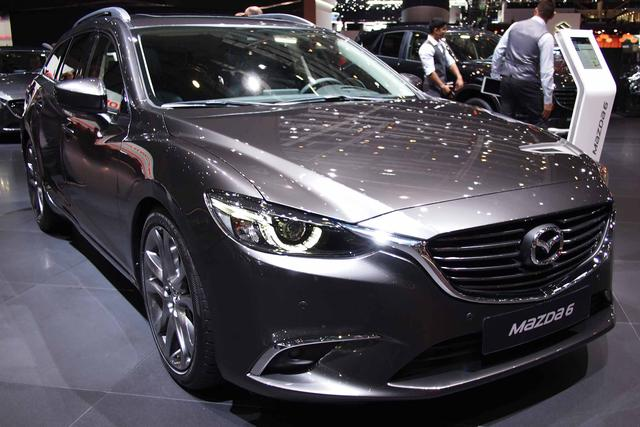Mazda Mazda6 Kombi - Optimum (Sports-Line)