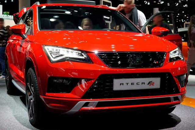 SEAT Ateca - 1.5 TSI ACT 110kW FR