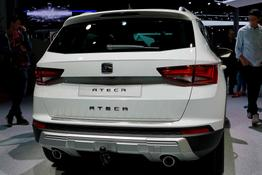 SEAT Ateca - Xcellence 1.5 TSI 150PS/110kW 6G 2020