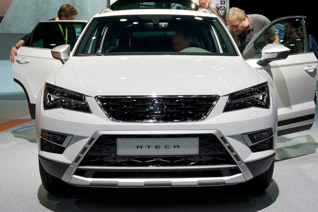 Seat Ateca - Xcellence 1.6 TDI 115PS 6G 2020
