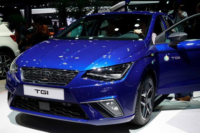SEAT Ibiza      1.0 TGI 66kW Carbon Edition