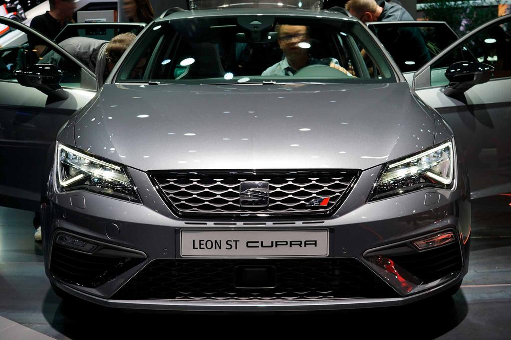 seat leon st 2.0 tsi st&s cupra dsg 4drive | restart-auto