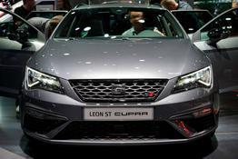 SEAT Leon Sportstourer ST - Cupra 2.0 TSI 290PS/213kW DSG7 2020