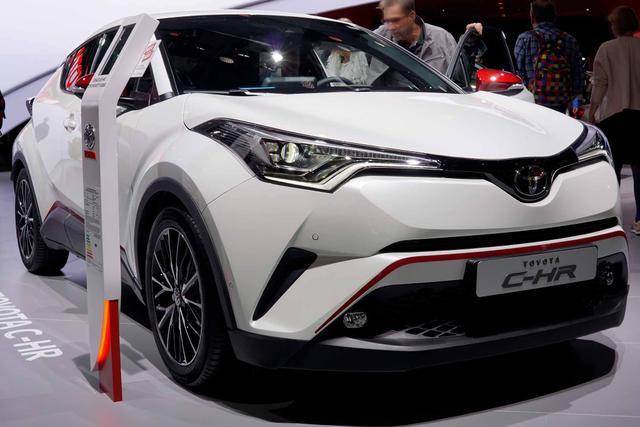 Toyota C-HR - 1.8-l-VVTi Hybrid Flow